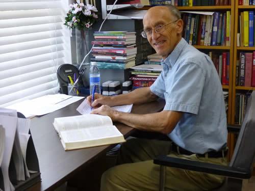 2012--Richard in office