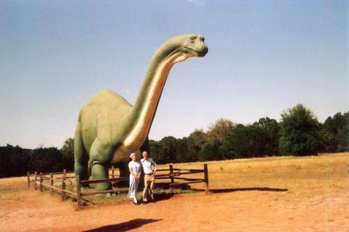 Photo--Dinosaur State Park, Dinosaur, 2006-2010