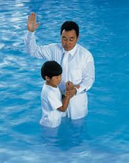 Baptism: Should Today Really be Different?
