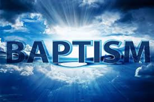 the meaning, purpose, and importance of baptism