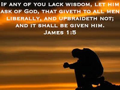Wisdom and Our Speech