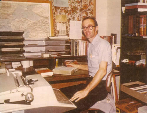 Study,Office 1979 to 1980