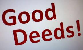 Overcoming Sin through Christ: Lack of Good Deeds
