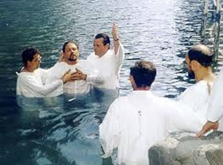 Is there a Biblical Baptismal Formula?