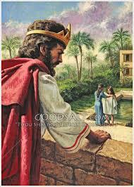 The Sin of Bathsheba